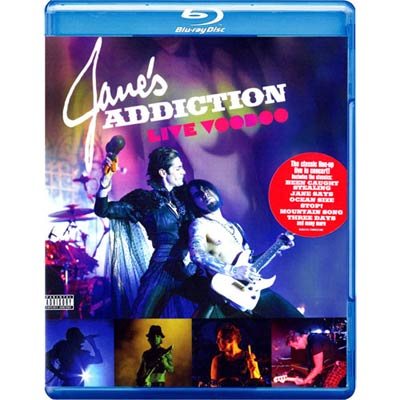 Jane's Addiction - 巫毒節現場 BD