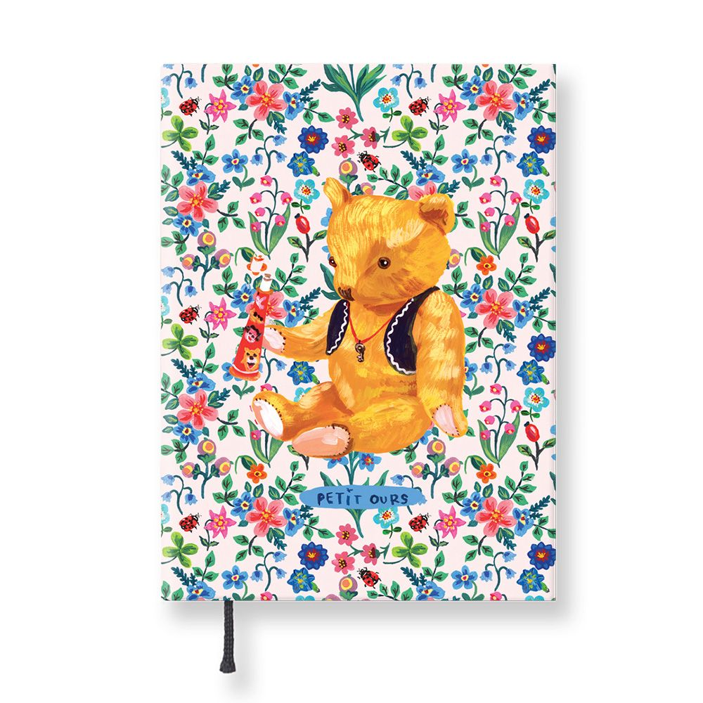 7321 Design-Nathalie Lete 萬年曆V2(週誌)-小熊花園