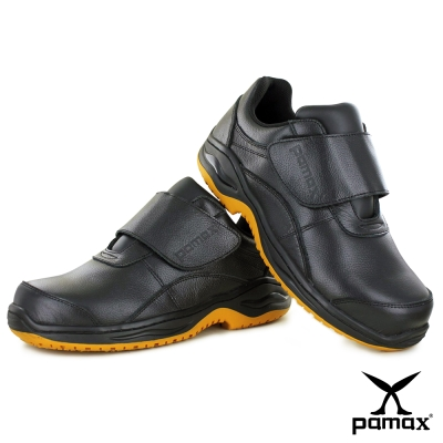 PAMAX 帕瑪斯【防穿刺】高抓地力安全鞋-黏貼式-PA75302HP