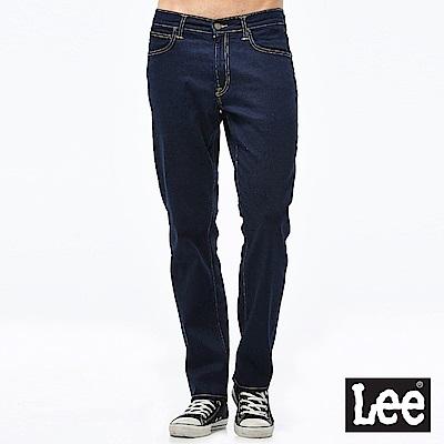 Lee 牛仔褲 726中腰標準小直筒牛仔褲-男款