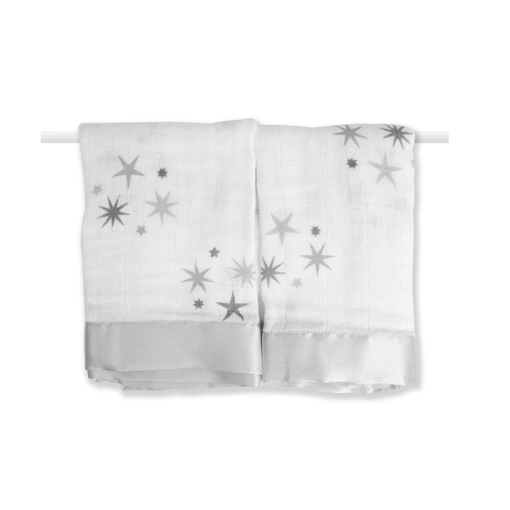 美國 aden+anais 嬰兒安撫巾 - 繁星點點AA7510