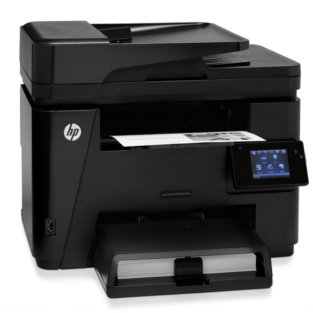 HP LaserJet Pro MFP M225dw 黑白雷射複合印表機