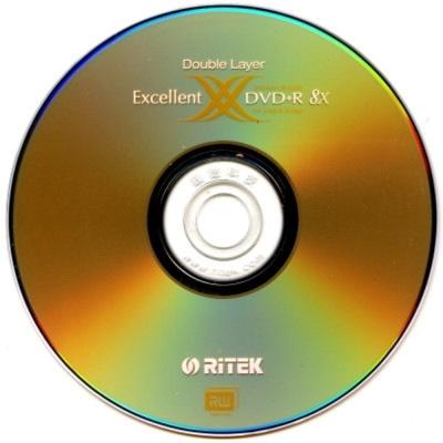 Ritek 錸德 8X DVD+R DL 單面雙層 30片桶裝