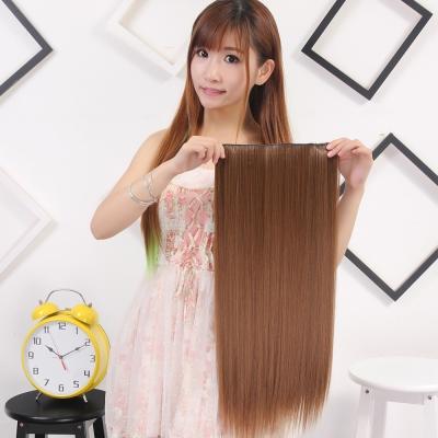 狐狸姬,髮片一片無痕接髮片造型假髮髮片(直髮)
