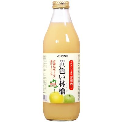 青森農協 希望金黃蘋果汁(1Lx6瓶)