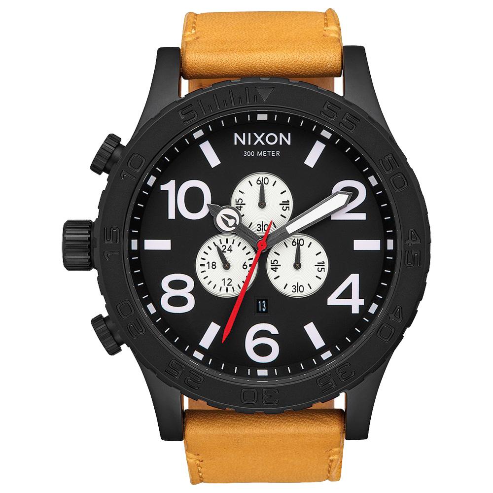 NIXON 潛龍諜影運動腕錶-A1242448-51mm