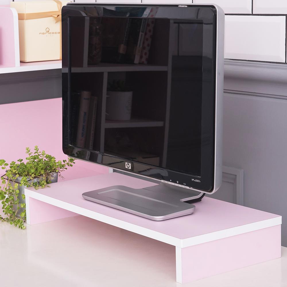 樂活家 螢幕架桌上架1入(八色可選) product image 1