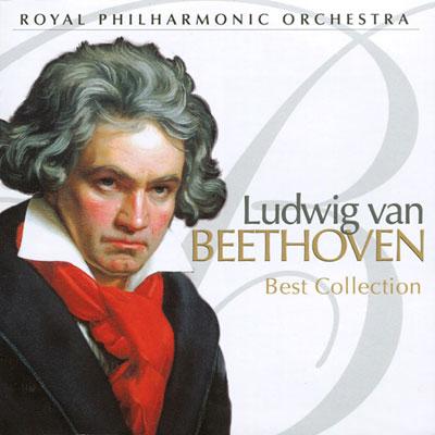 貝多芬英國皇家愛樂管弦樂團3CD