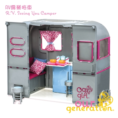 our generation RV露營拖車