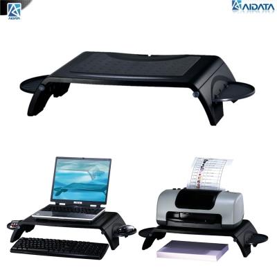 aidata 多功能桌上電腦螢幕置物架-NS005