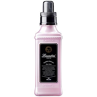 日本朗德林Laundrin香水柔軟精600ml-沁心花香