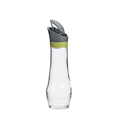 加拿大TRUDEAU 自動翻蓋玻璃油醋壺500ml(3色可選)