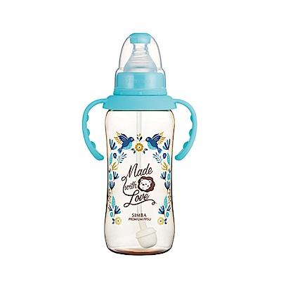 【任選】小獅王辛巴 桃樂絲PPSU自動把手標準葫蘆大奶瓶(320ml)