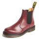 Dr.Martens-側邊鬆緊短靴-櫻桃紅R11853600 product thumbnail 1