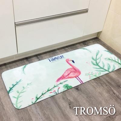 TROMSO簡單生活超柔軟舒適特長地墊 M218森林火鶴