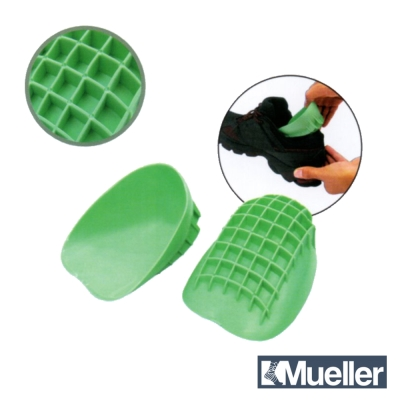 MUELLER加強型 - 足跟墊(一雙)MUA971A