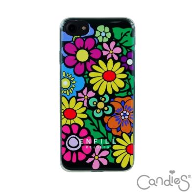 Candies TPU天堂島 iPhone7 Plus 5.5吋手機殼(送玻璃保...