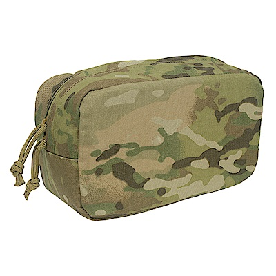 J-TECH 大型通用置物袋(迷彩綠MC)