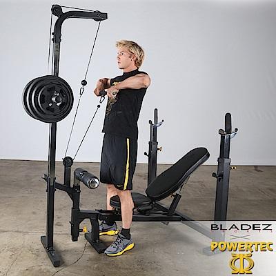 【BLADEZ】POWERTEC-WB-LTA16-拉背訓練配件