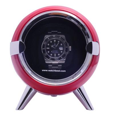 watchbest自動上鍊盒單只裝(紅)