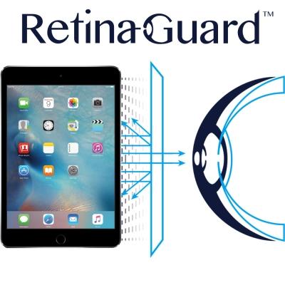 RetinaGuard 視網盾 iPad mini4 眼睛防護 防藍光保護貼