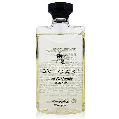 BVLGARI寶格麗 黑茶洗髮精 75 ml