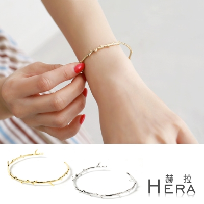 Hera 赫拉 荊棘樹枝開口手環/手鐲-(兩款)