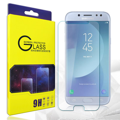 GLA Samsung Galaxy J5 Pro 疏水疏油9H鋼化玻璃膜