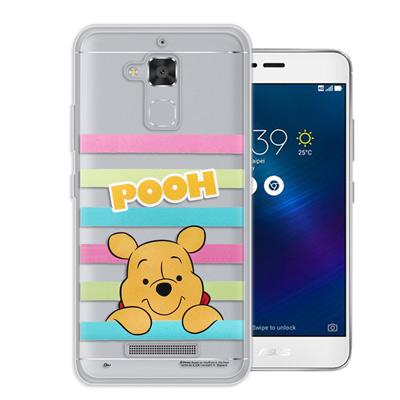 迪士尼授權正版 華碩 ZenFone 3 Max ZC520TL 大頭招呼手機殼...