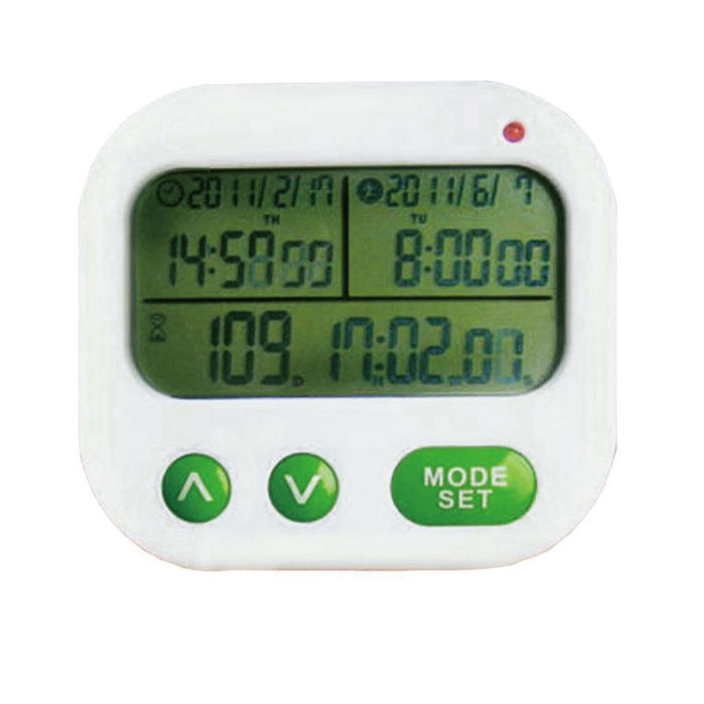 PUSH 倒數計時器 時鐘 鬧鐘  時計 TC-002