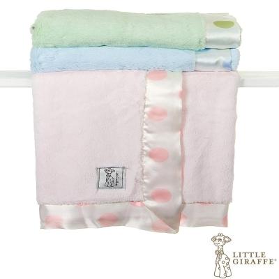 Little Giraffe Luxe 豪華系列點點款嬰兒毯
