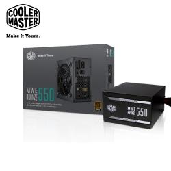 Cooler Master MWE 80Plus銅牌 550W 電源供應器