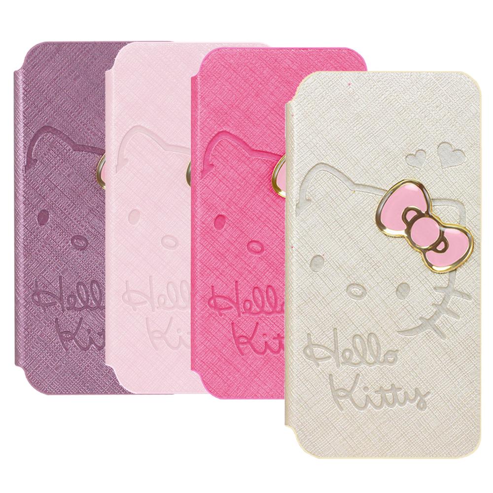 GARMMA Hello Kitty iPhone5/5S/SE 側掀式皮套-甜心系列
