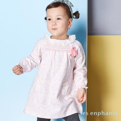 les-enphants-baby清甜女孩蕾絲洋裝