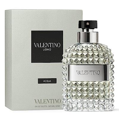 Valentino范倫鐵諾  Uomo迷漾男性淡香水 125ml