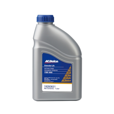 ACDelco水箱精100% 藍色 1GL
