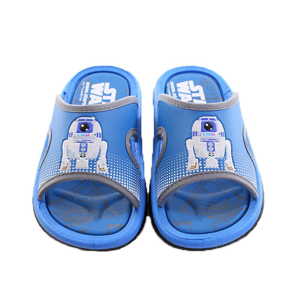 星際大戰-拖鞋-灰 sh9681