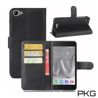 PKG ASUS Zenfone Live ZB501KL側翻式皮套經典皮革系列...