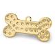 澳洲品牌Hamish McBeth - BlingBling水晶吊牌、金色骨頭 product thumbnail 1