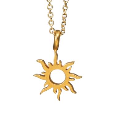 Dogeared 太陽 radiant sun 正面能量 金色許願項鍊 附原廠盒