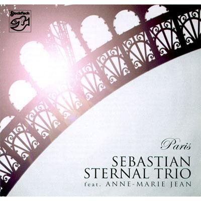賽巴斯虔史騰諾三重奏 - 巴黎 SACD