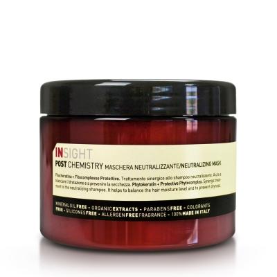 INSIGHT 野莓漾采完色髮膜500ml