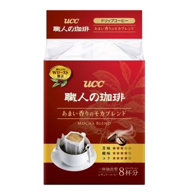 UCC 職人摩卡綜合便利沖咖啡(7gx8入)