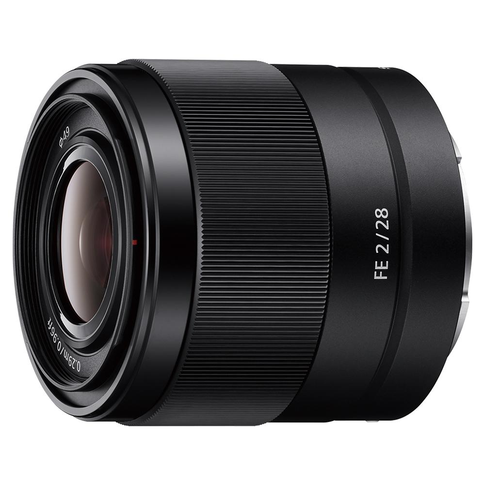 SONY FE 28mm F2 大光圈廣角定焦鏡頭(公司貨)