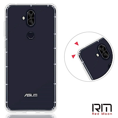 RedMoon ASUS ZenFone 5Q / ZC600KL 防摔透明TP...