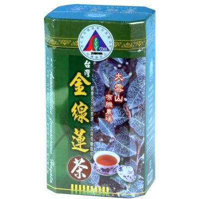 大雪山農場  金線蓮茶/30包(買3瓶再送3小瓶)