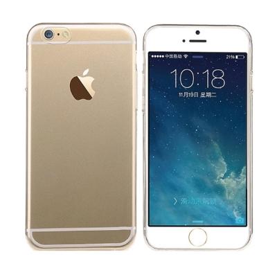 g-IDEA- iPhone6 (4.7吋) 0.5MM 極薄超輕量透明水晶保護...