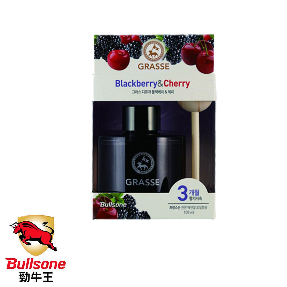 Bullsone-勁牛王-格拉斯松木多功能香水-黑莓櫻桃