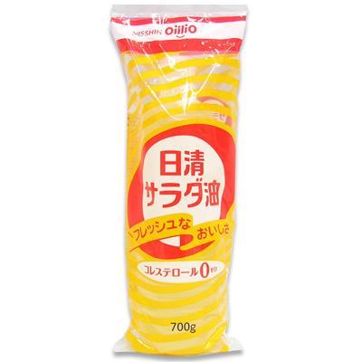 日清製油 沙拉油(700g)
