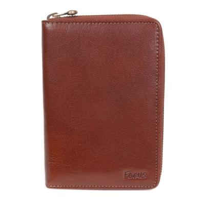 FOCUS-原皮-護照夾